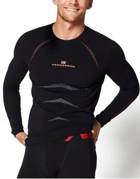Vīriešu krekls Henderson 22969-99X 99x black