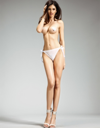 Erotiskais komplekts Esotiq 32720-00X 00x white