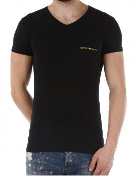 T-krekls  Armani 111512-7P717 Black