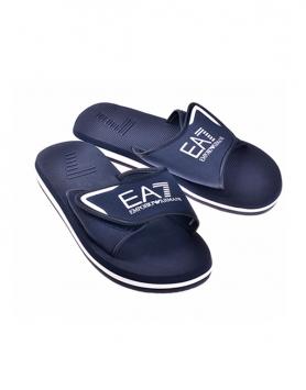 Pludmales čības EA 275542-CC295 Dark Blue